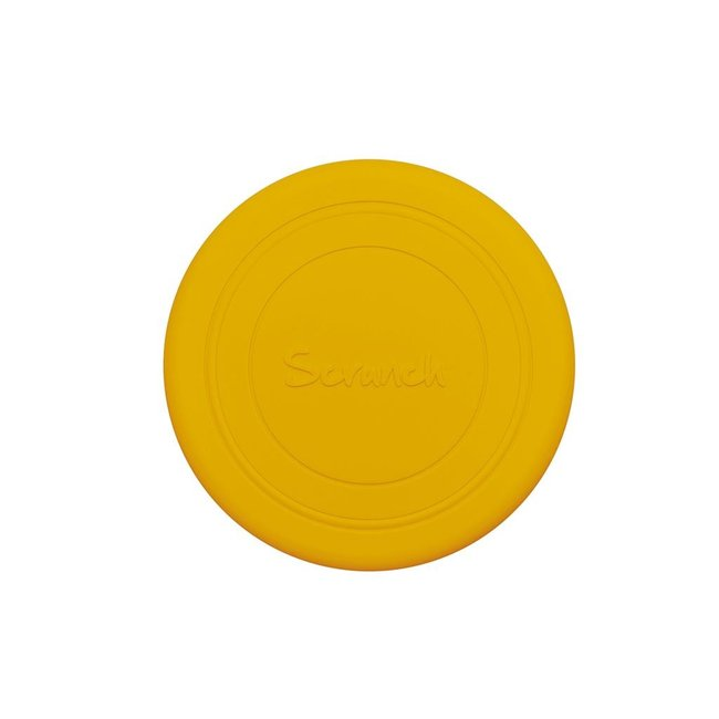 Scrunch Frisbee - Mosterd
