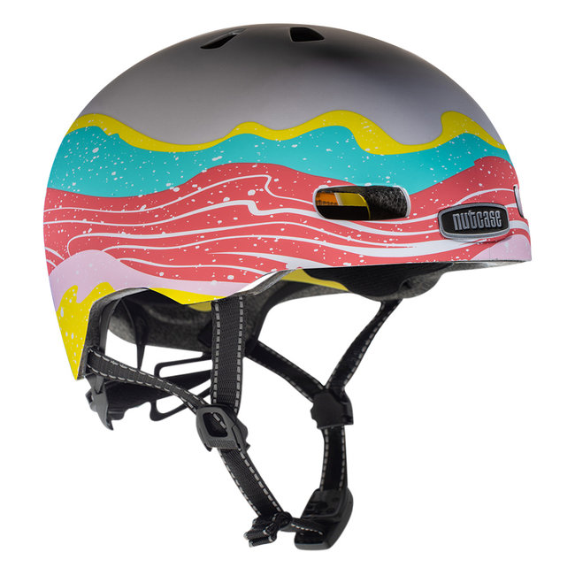 Little Nutty Vibe MIPS Helm