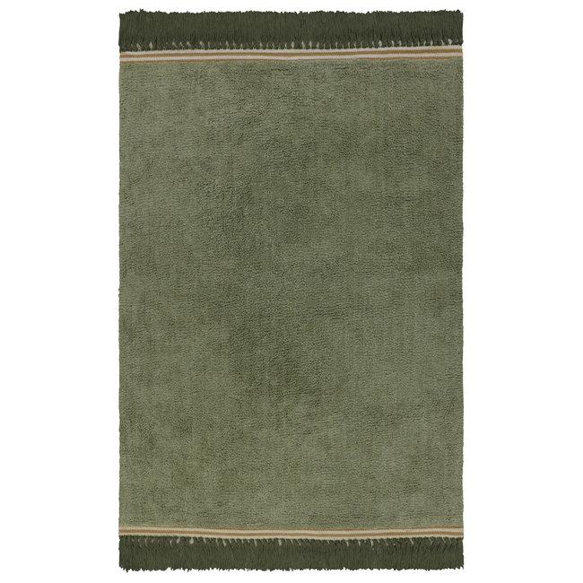 Vloerkleed Gus Green 130x90cm - Tapis Petit