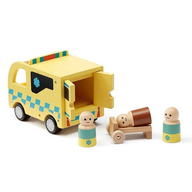 Ziekenwagen Aiden - Kids Concept