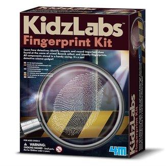 4M 4M KidzLabs Vingerafdrukken Set
