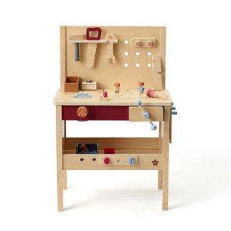 Kid's Concept Kid's Concept Houten Werkbank Kid's Hub