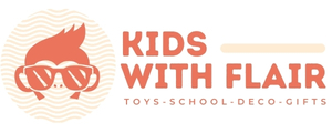 Kids with Flair | Duurzaam speelgoed, kinderkamer decoratie en alles om naar school te gaan