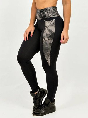 GraffitiBeasts Mr. Wany  - Damen inverse Sport Leggings