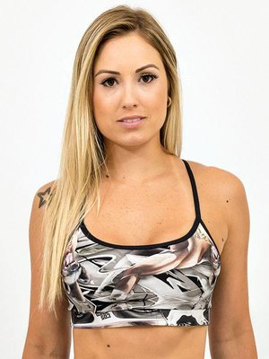 GraffitiBeasts Leopard Top COSTWO