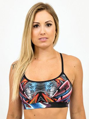 GraffitiBeasts Katre - TOP MODEL LEOPARD WITH GRAFFITI DESIGN