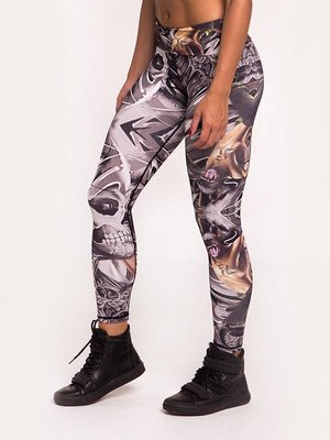GraffitiBeasts Cost Two - Dames classic sportlegging