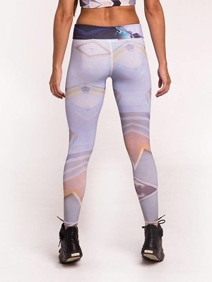 GraffitiBeasts Telmo & Miel - Ladies' Sportlegging in the Classic version with graffiti print