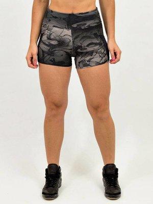 GraffitiBeasts Mr. Wany - Dames shorts ontworpen door een bekende graffiti kunstenaar
