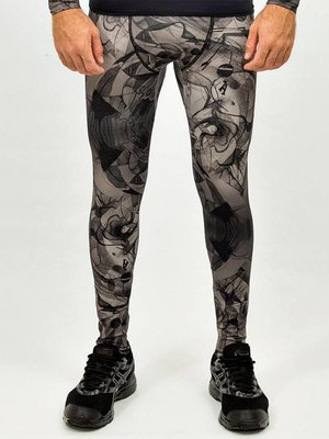 GraffitiBeasts Mr. Wany - Herren sport tight mit graffiti-Print