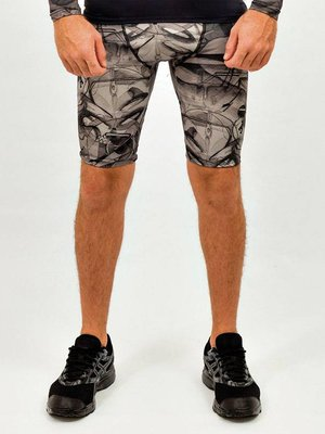 GraffitiBeasts Men's Running Shorts with print