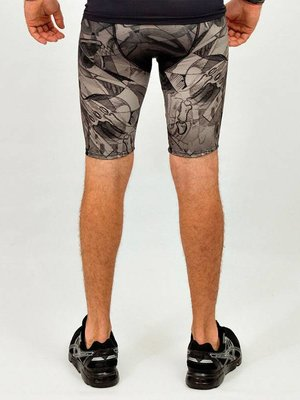 GraffitiBeasts Mr. Wany - Men's Running Shorts with print