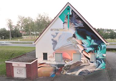 Telmo Miel Graffiti