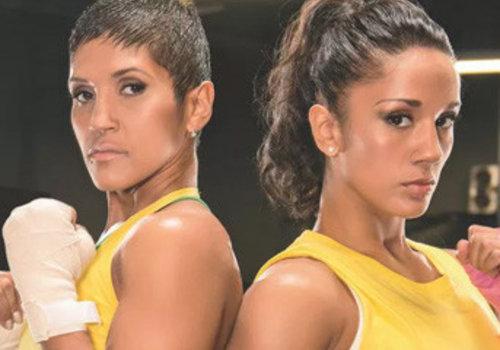 Amanda & Cindy Serrano