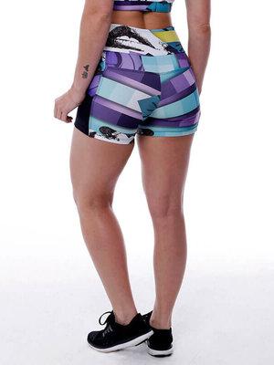 GraffitiBeasts Edis One - Dames shorts van de graffiti ontwerpers