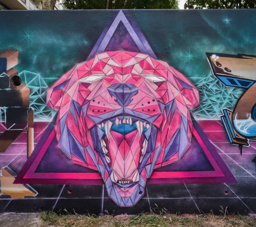 pariz one graffiti