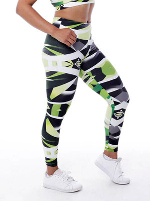 GraffitiBeasts Zurik - Damen StreetArt sportlegging