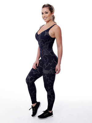 GraffitiBeasts Lunar -  WomenSport Jumpsuit