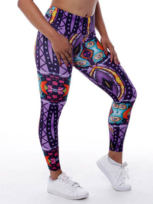 GraffitiBeasts Theydrift - Dames StreetArt sportlegging
