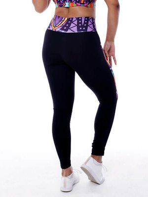 GraffitiBeasts Theydrift  - Women inverse sportlegging