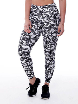 GraffitiBeasts Fire4L - Women StreetArt sportlegging