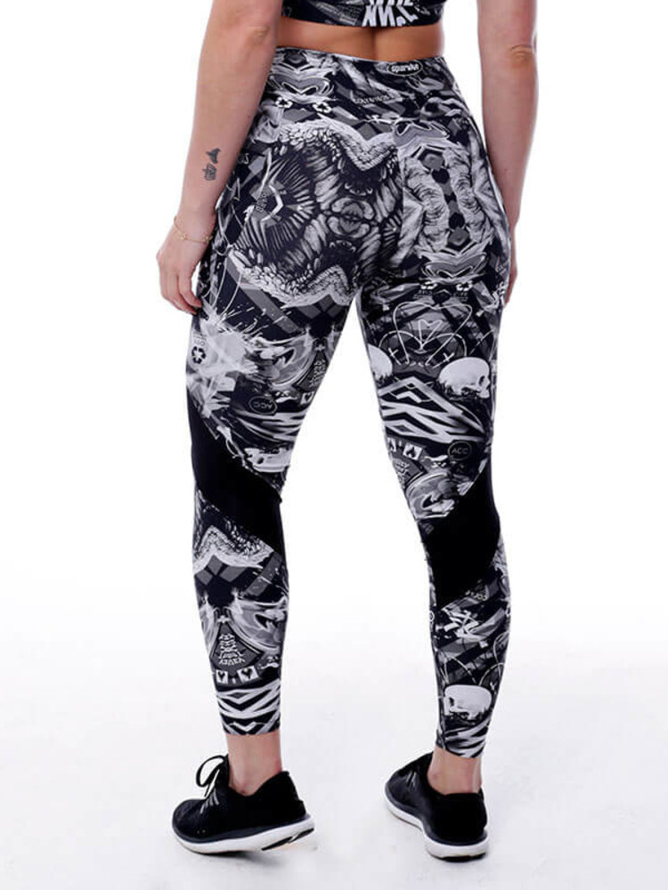 GraffitiBeasts Coly- Dames StreetMax sportlegging