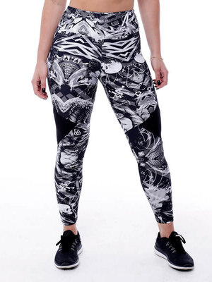GraffitiBeasts Coly- Damen StreetMax sportlegging