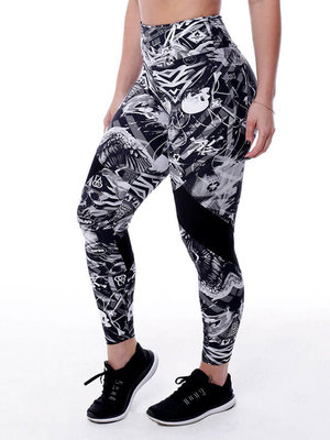 GraffitiBeasts Coly- Women StreetMax sportlegging