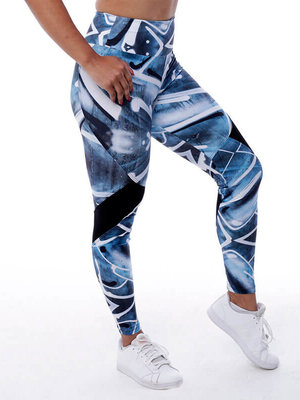GraffitiBeasts Trun - Damen  StreetMax sportlegging