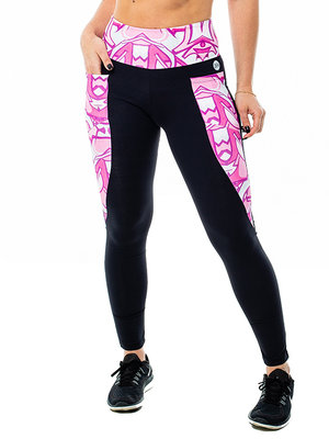 GraffitiBeasts JM- Damen inverse sportlegging