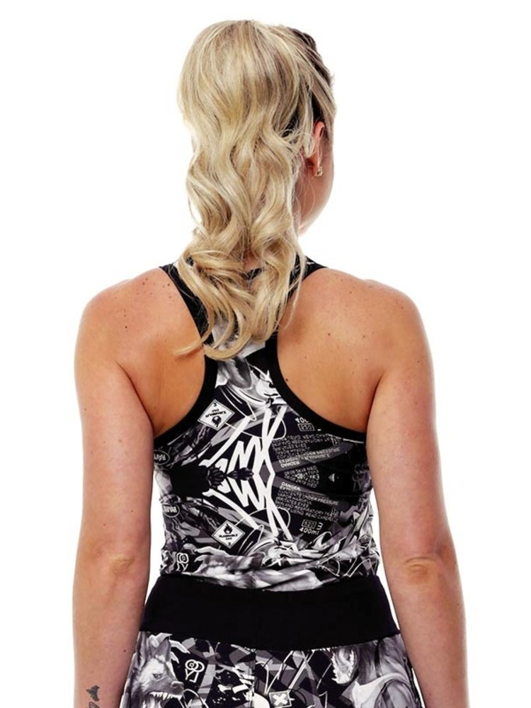 GraffitiBeasts Coly - Dames Sport Tanktop