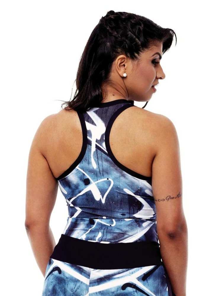 GraffitiBeasts Trun - Women Sports Tanktop