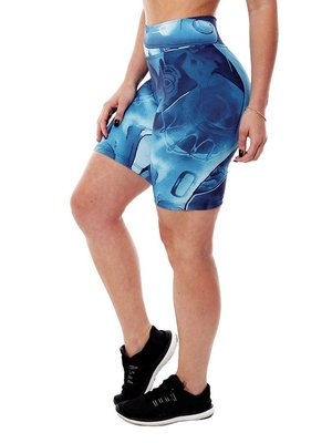 GraffitiBeasts Mr. Dheo - Dames Running Shorts