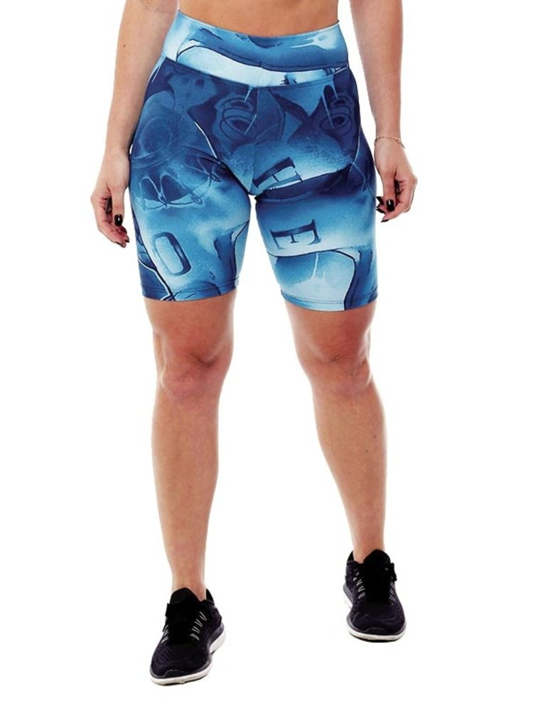 GraffitiBeasts Mr. Dheo - Dames Runnin' Shorts