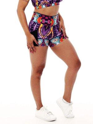 GraffitiBeasts Theydrift  - Dames shorts van de graffiti ontwerpers