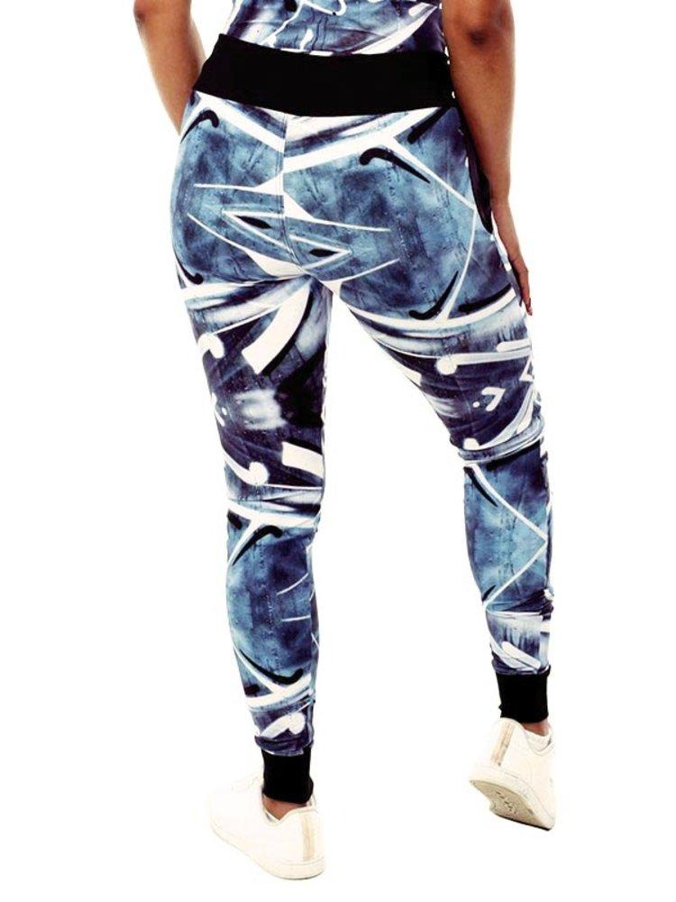 GraffitiBeasts Trun - Women Training Pants