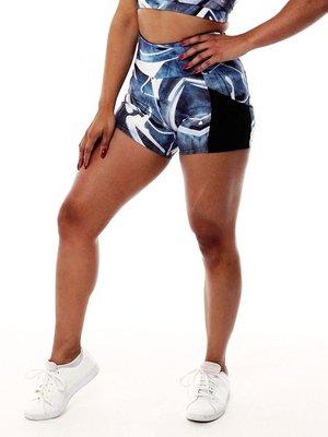 GraffitiBeasts Trun - Dames shorts van de graffiti ontwerpers