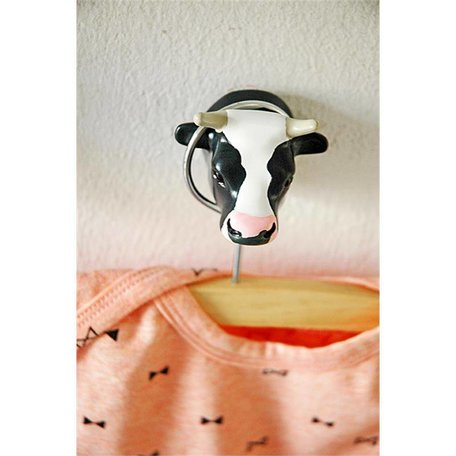 wall hook cow