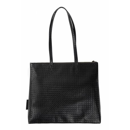 royale shopper zwart