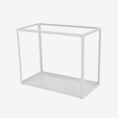 cabinet metal grey M