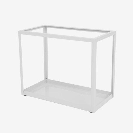 cabinet metal grey S