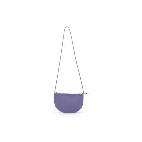 half moon bag lilac