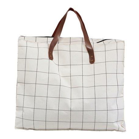 bag storage squares