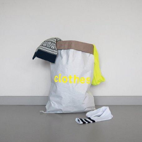 paper bag clothes