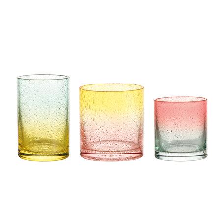 tealight bubbles set 3