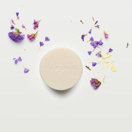 organic soap bar wild flowers