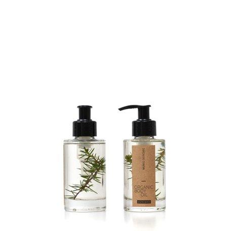 organic bodyoil juniper