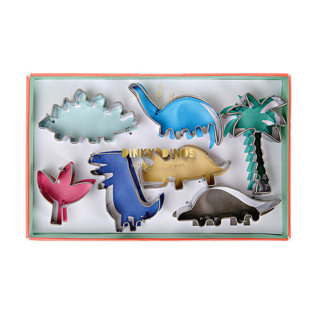 Dino cookie cutter
