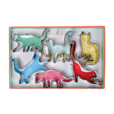 cats cookie cutter