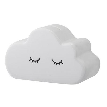 money bank white cloud